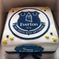 Everton cake httpswwwfacebookcompagesOhKrumbs
