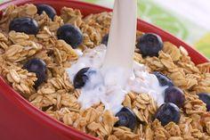 Easy Spiced Overnight Granola + 10 Vegan Breakfast Cereals