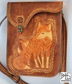 Foxy Bag by barlogg