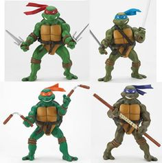 Loved these action figures!