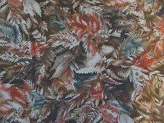 Fall Leaves Fabric - Foliage by Debra Lun & Michael Mrowka for Robert Kaufman - 100% Cotton - See Price Options
