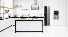 standalone fridge for dining room - Google Search Kitchen Cabinets, Dining Room, Interior Design, Google Search, Home Decor, Nest Design, Decoration Home, Home Interior Design, Room Decor