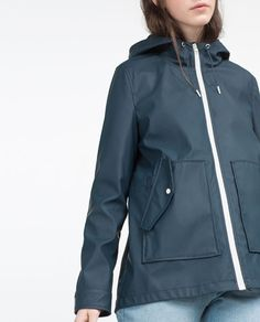 kway rain jacket silver anziehsachen pinterest