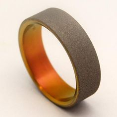 Minter + Richter   Titanium Rings - Unique Wedding Rings   Titanium Rings   Minter + Richter
