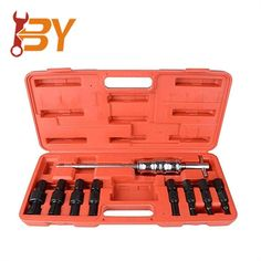 China Customized 9pc Slide Hammer Inner Blind Hole Bearing Puller Set Manufacturers, Suppliers, Factory - Wholesale Price - Baiyu
