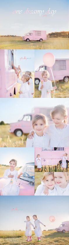 icecream / styled shoots