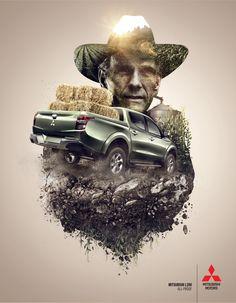 Mitsubishi: Farming | Ads of the World™