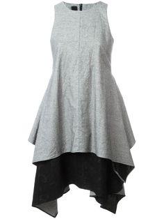 Forme D'expression Kleid mit Lagen-Look