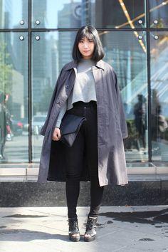 Notepads+Out!+20+Next-Level+Seoul+Street-Style+Snaps+#refinery29+http://www.refinery29.com/2013/10/55989/seoul-korea-fashion#slide-16