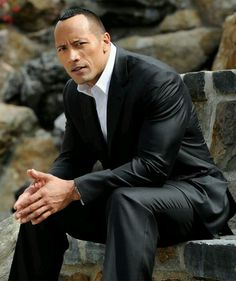 "May 2 1972 Dwayne ""The Rock""Johnson was born"
