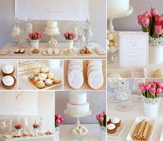 #casamento #flores #tulipas #rosa
