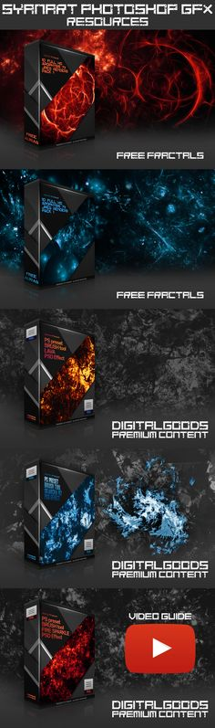 Graphic resources GFX Photoshop brushes preset tool Fire sparkles, lava, ice skarcha. Photoshop brushes abr, tpl