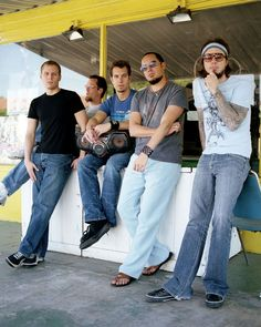 And when the day is done, what you receive is the sum, of what you took out, from what you put in... Happy 311 Day <3