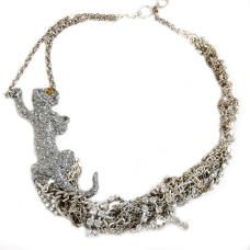 ALL CATS ARE GREY Necklace