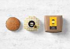 Resultado de imagen para burger packaging