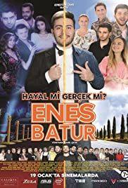 Enes Batur Hayal Mi Gercek Mi Poster In 2020 Turkish Film Comedy Movies Film Watch