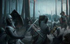 ArtStation - Of Kings And Men, Darren Tan