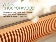 Jaga Knockonwood radiator