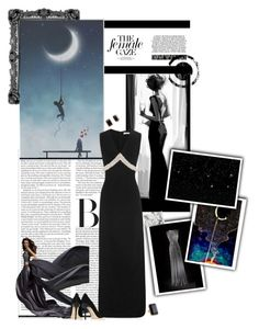 """""""What a night!"""" by valc5 ❤ liked on Polyvore featuring Jimmy Choo, Kate Spade and Balenciaga"""