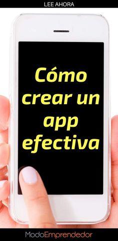 Si quieres saber cómo lanzar una app, debes conocer qué hacer en 2 momentos vitales: Antes del lanzamiento y después. Acá te contamos... Apps, Entrepreneur, Phone Cases, Marketing, Change, Money, Live, Business, Successful Business