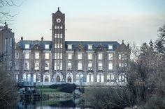 Newbridge College & Dominican Priory ~j Boys Boarding School, College Campus, My Town, Secondary School, Colleges, Big Ben, Schools, Ireland, University