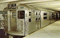 Far Rockaway Bound. New York Subway, Nyc Subway, Brooklyn New York, New York City, Far Rockaway Beach, Metropolitan Transportation Authority, Long Island Railroad, Underground Tube, Buses And Trains