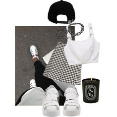 """""""B&w"""" by c-r-a-z-e-d on Polyvore"""