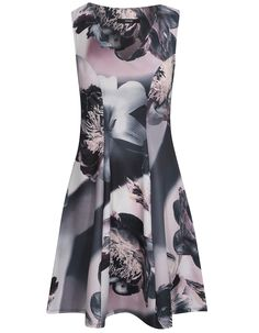 Floral Fit and Flare Dress | Women | George at ASDA