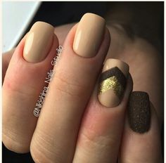 Coffee nails
