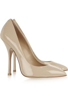 Giuseppe ZanottiPatent-leather pumps