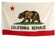 Valley Forge Flag California State Flag W x H) at School Outfitters California Republic Flag, California Flag, Vintage California, Outdoor Flags, Ipad Sleeve, Flag Design, Golden State
