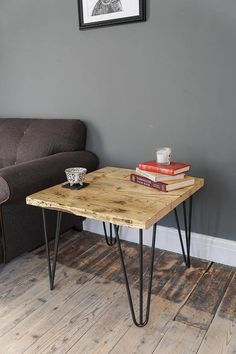 Your place to buy and sell all things handmade Hairpin Leg Coffee Table, Hairpin Legs, Rustic Industrial Furniture, Reclaimed Wood Furniture, Urban Design, Mid Century, Stuff To Buy, Vintage, Home Decor