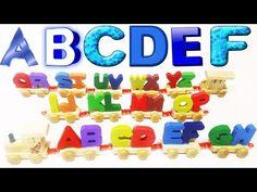 Learn ABC - Learning Alphabet Kids Preschool Learning Train Toy Videos For Children Worldwide - YouTube
