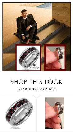 """""""SENSE OF STYLE 7/5"""" by blagica92 ❤ liked on Polyvore featuring Anello, men's fashion and menswear"""