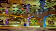 Underpass Art & Parks: 15 Fun Projects Reclaiming Disused Urban Space#素材库素材via IFtemppicpinned in Building blocksdownld in ios #April 13 2017 at 01:03AM#via IF