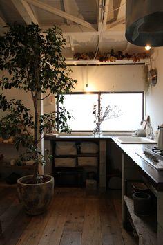 リノベーション 設計事務所 FieldGarage Inc. www.fieldgarage.com/ PLANTS & GARDEN _ 植物・庭・ガーデン・バルコニー