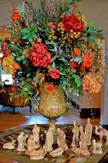 A Little Cuppa Tea: Tuscan Christmas
