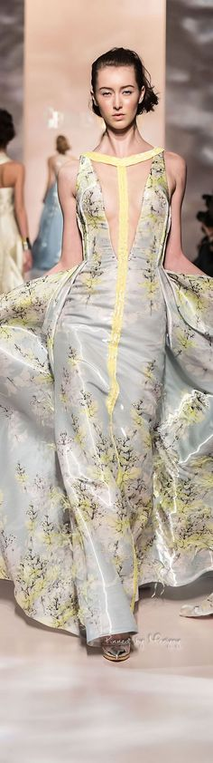 -Georges Chakra Spring-summer 2015 - Couture.<3