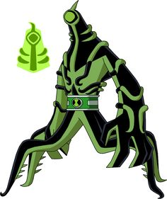 ENGLISH: Name: Crashocker Fusion between: Shocksquatch and Crashhopper Species: ½ Gimlinopithecus ½ Unknown (Unknown Gimlinopithecus hy. Aliens, Ben 1000, Ben 10 Ultimate Alien, Ben 10 Omniverse, Hero Time, Alien Design, Alien Art, Character Design, Cool Stuff