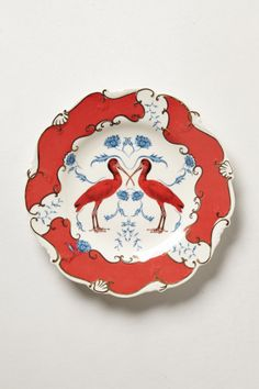 Scarlet Ibis - Nature table Collection 2011