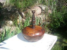 Medium Bowl with Lid