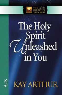 holy spirit unleashed in you
