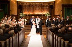 Abby & James @ Connecticut Street Armory – Wedding Photography Buffalo, NY
