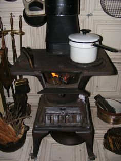 love this--even if its just for heat or a kettle---not just living off the grid--
