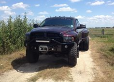 Let's see your Dually with 22s and 24s and 26s - Dodge Cummins Diesel Forum