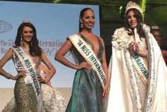 Miss Venezuela Edymar Martínez, Logro la 7ma Corona y titulo del Miss Internacional 2015..