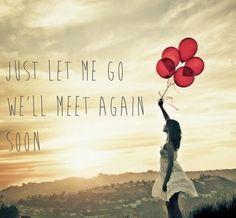 we'll meet again soon...