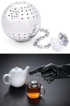Tea my lord ? #starwars #tea #gift #ideas