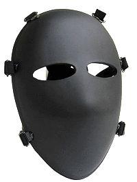 Full Ballistic Bullet Proof Face Mask Level IIIA | eBay