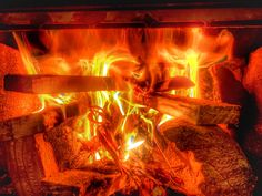 Woodfire The best time to take a photo of a fire is before it gets too hot. It kind of melts the camera if you leave it too late.  . . If you would like a print of this photo or any others, please go to the link in my bio for my website.